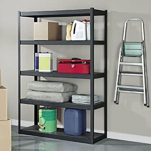 Organize your home with new Shelving