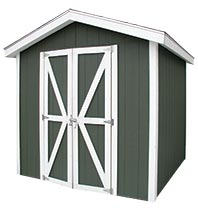Building a Shed is easy with Sutherlands