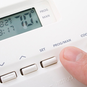 Control your energy costs with a new thermostat