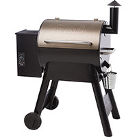 Sutherlands has a great selection of outdoor cooking and grills