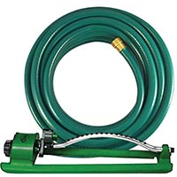 Sutherlands carries many different hoses and sprinklers for your yard and garden