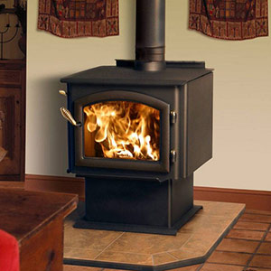 Keep warm with wood and pellet stoves