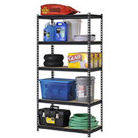 Sutherlands carries many shelving for your home