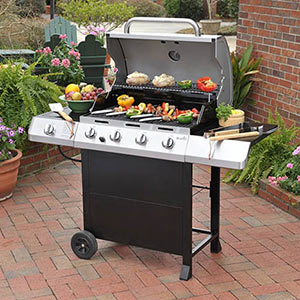 See our selections of gas, charcoal and pellet grills