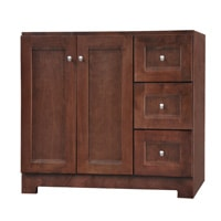 Sutherlands has a big selection of vanities