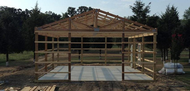 from the ground up sutherlands deluxe post frame buildings are an exceptional investment