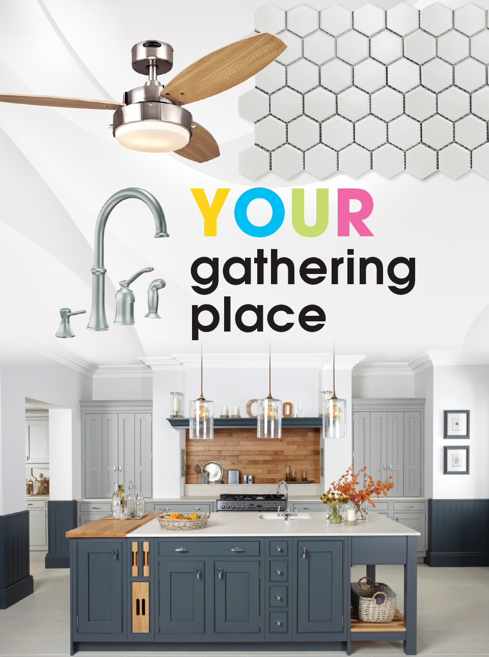 Your gathering place