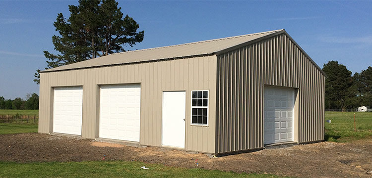 Complete Building Packages: Post Frame Buildings, Garages