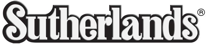 Sutherlands B&W Logo