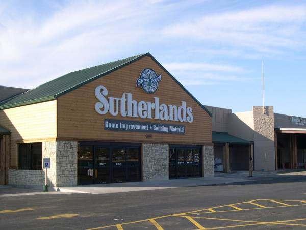 Sutherland's Store in El Dorado, KS