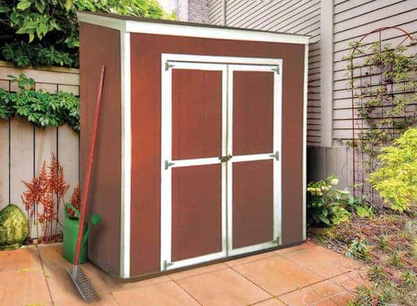 Sutherlands complete yardstar lean to shed packages for Sutherlands building packages