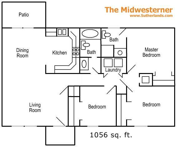 Sutherlands lumber house plans - House plans