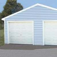 Cimarron Garage Packages from Sutherlands are available in multiple sizes and includes all the materials to build a garage to meet your needs.