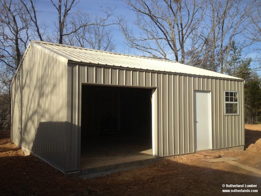 Customer project photo gallery garages Sutherland garage