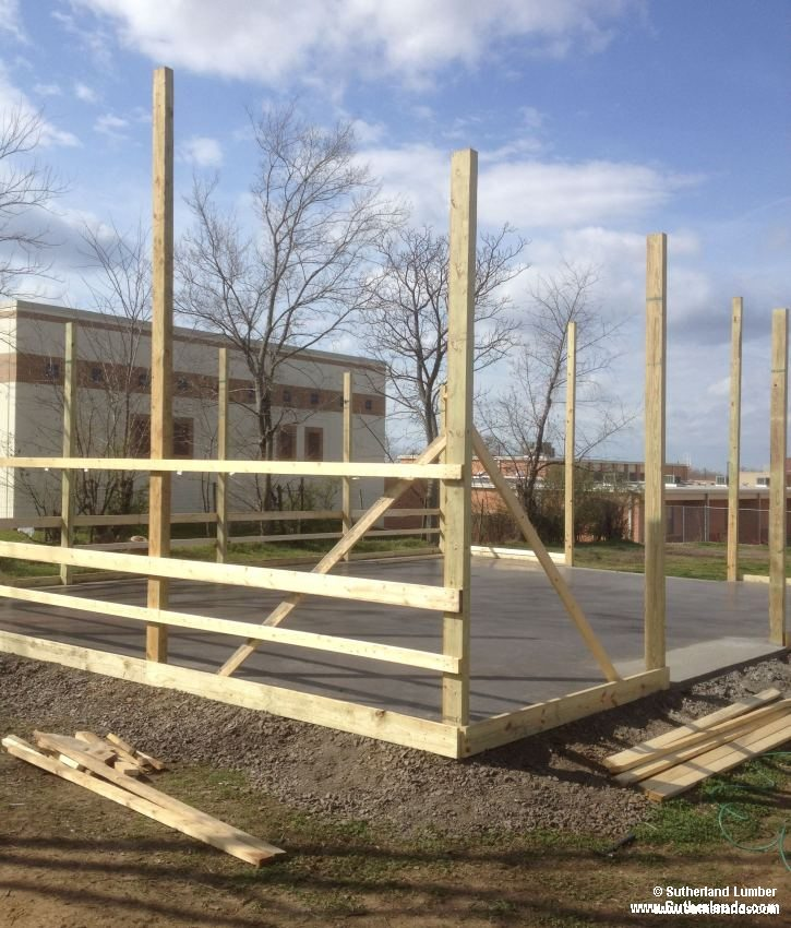 Building Post Frame Building : Customer project photo gallery pole barns