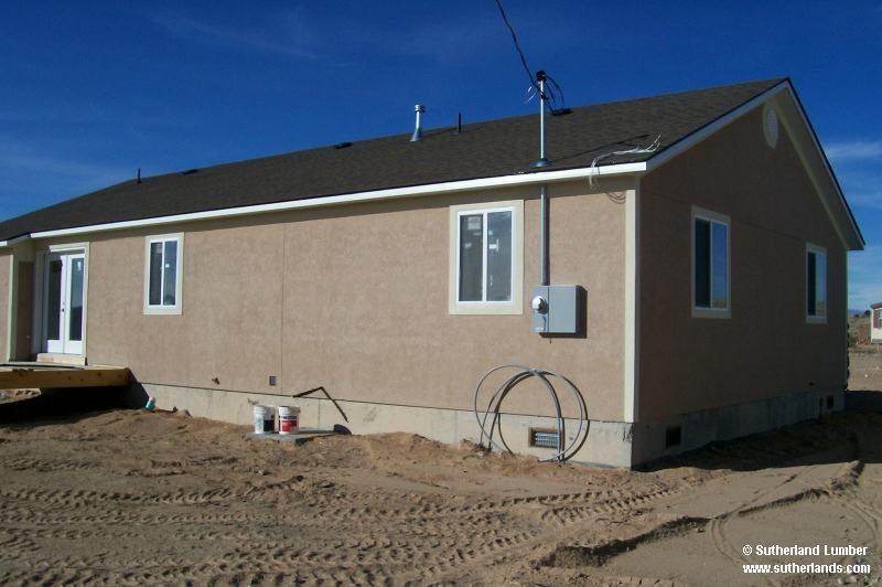 Sutherlands cabin packages home design idea for Sutherlands home kits