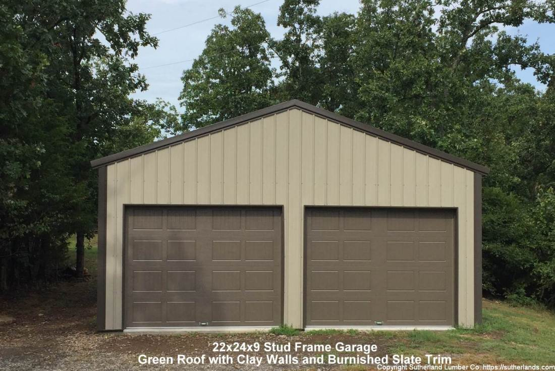 Customer project photo gallery garages for Sutherland garage