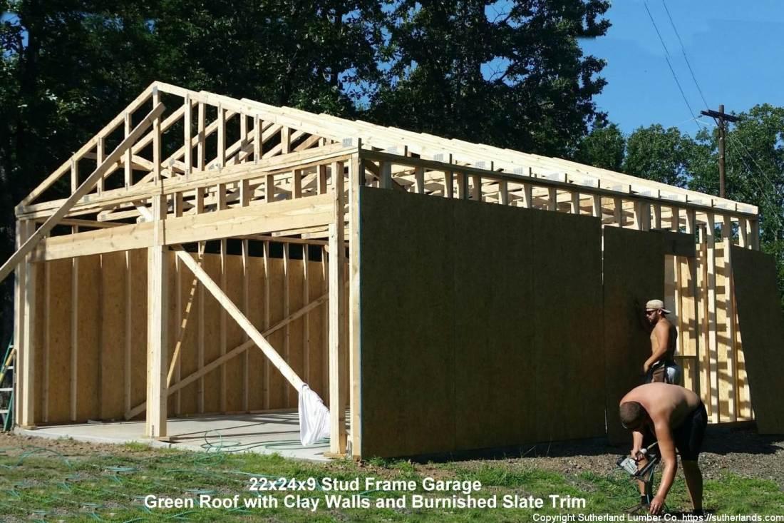 Sutherlands Garages Home Design Idea