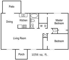 The Scotchman House Package Floor Plan
