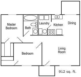 The Scotty House Package Floor Plan