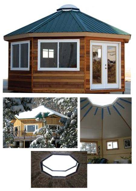 The Solargon Smart Cabin House Package