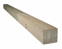 2 x 6-Inch X 24-Foot 3-Ply Laminated Post