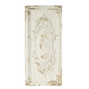 Alcott Antique White Decorative Wall Panel