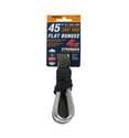 45-Inch Flat Bungee Snap Hook