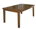 Medium Brown Ralene Dining Room Extension Butterfly Table