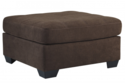Signature Design By Ashley 4520108 Oversized Accent Ottoman Maier Walnut