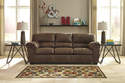 Coffee Colored Bladen Sofa