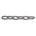 3/8-Inch Zinc Plated Carbon Steel Grade 40 High Tensile Chain, Per Foot