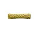 3/8-Inch Multi-Colored Diamond Braided Polypropylene Rope