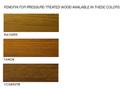 Alternate Image for Penofin F3 Pt RGA Penofin For Pressure Treated Wood In Rainier 1 Gal