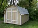Cherokee 8 x 8-Foot Shed