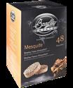 Bradley Smoker BTMQ48 Mesquite Flavor Bisquettes