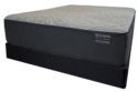 White Diamond Luxury Plush Queen Mattress, Rolled