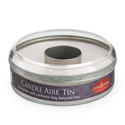 4-Ounce Coconut White Sand Aire Tin Candle