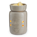Midsize Faith, Family, Friends Illumination Wax Warmer