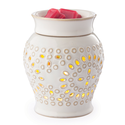 Candle Warmers Etc. GWCSB Casablanca 2-in-1 Flickering Fragrance Warmer