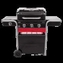 3-Burner Gas2Coal Hybrid Grill
