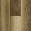 6 x 48-Inch Majestic Plank Sierra Luxury Vinyl Tile Flooring, 23.64 Sq. Ft.