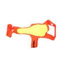 Remington Medium Orange Dog Chest Protector