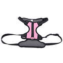 Large Pink Reflective Control Handle Harness