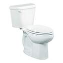 1.28-Gpf White Colony Right Height Elongated Rough Toilet, 2-Piece