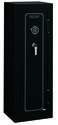 14-Gun Matte Black Fire-Rated Gun Safe With Electronic Lock