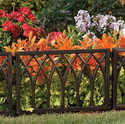 Suncast GCF24 Cathedral Border Fence 23.5x20