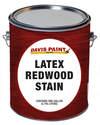 Gallon Redwood Latex Stain