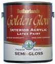 Gallon Semi-Gloss Tint Base Golden Glow Interior Latex Paint