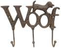 Cast Iron Woof Hooks